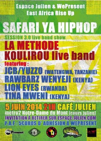 Safari ya HipHop 3.0