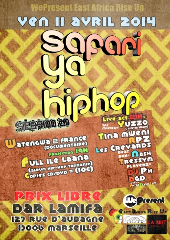 Safari ya HipHop 2.0